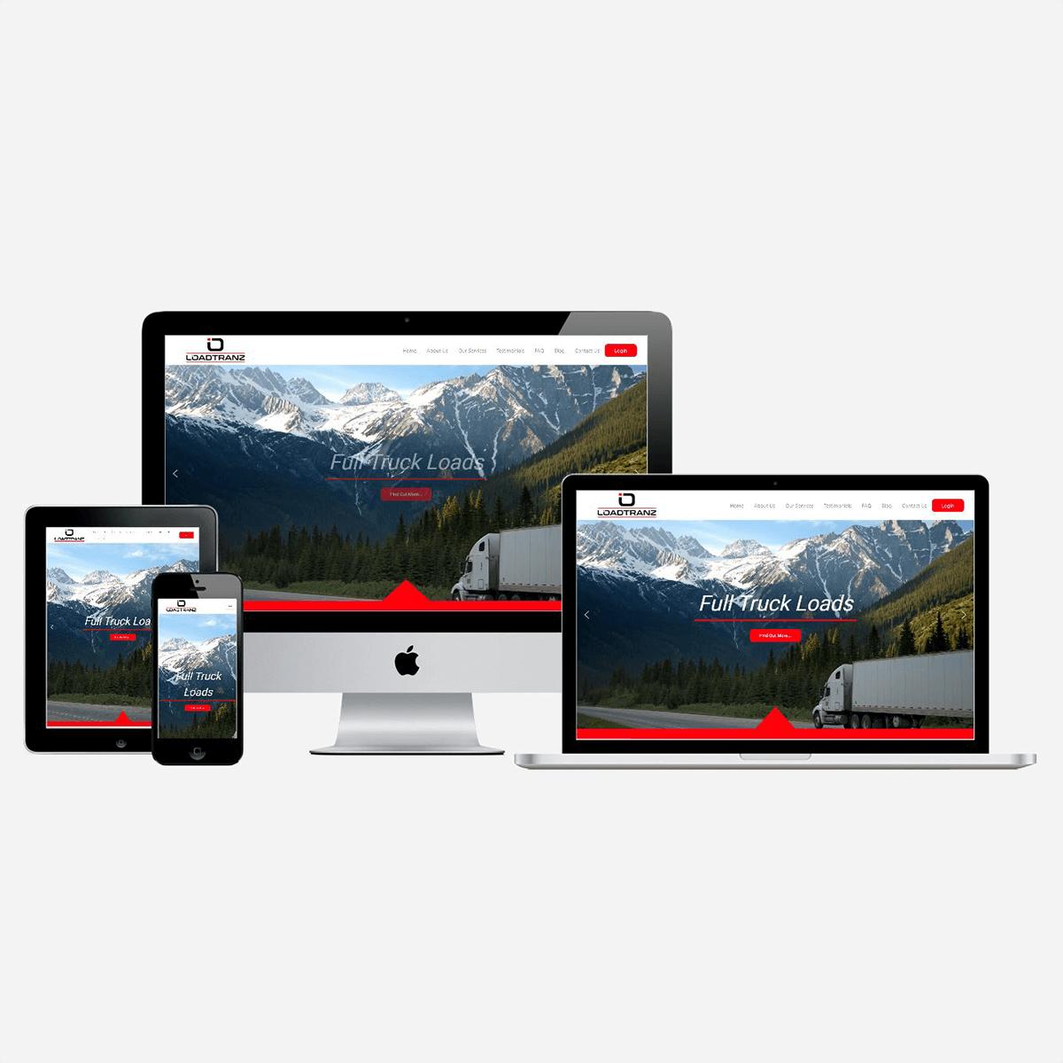 Loadtranz Website
