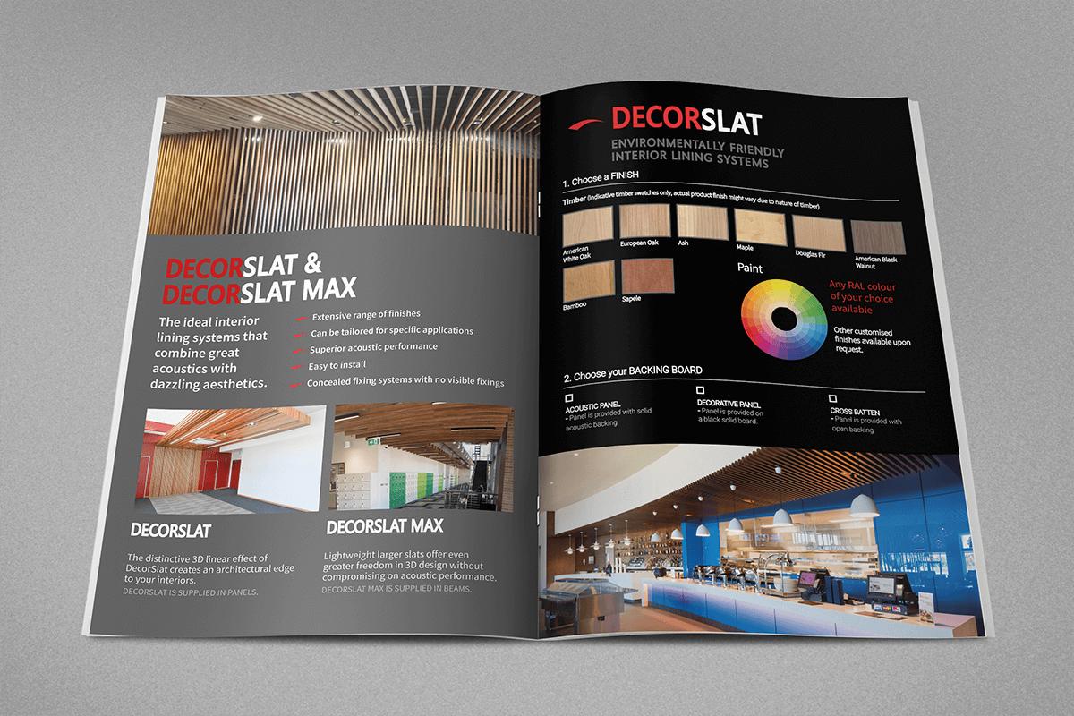 Decor System Brochure