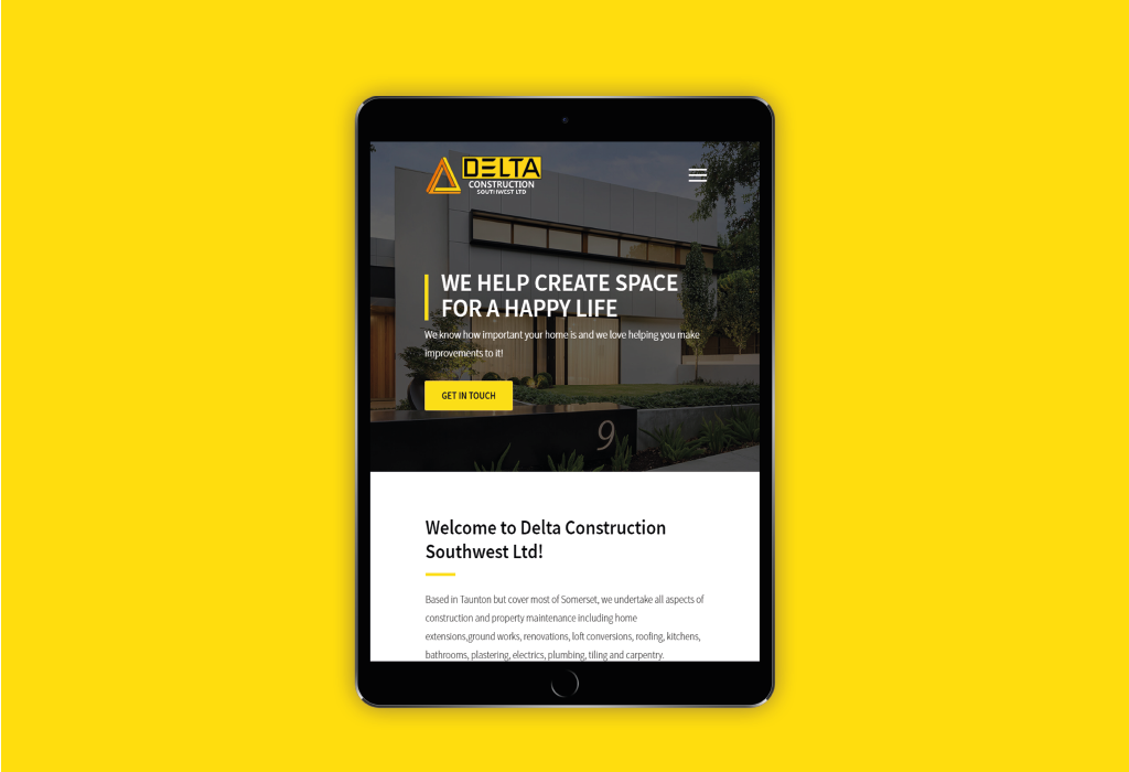 Delta Website 2